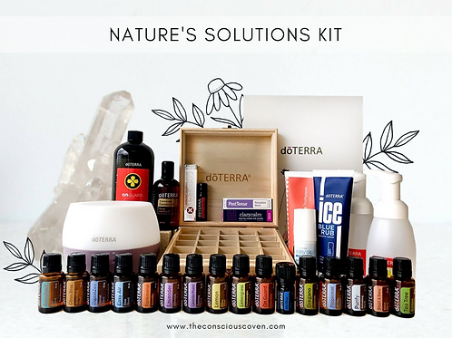 Nature's Solutions Kit