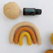 Aromatherapy Play Dough Recipe