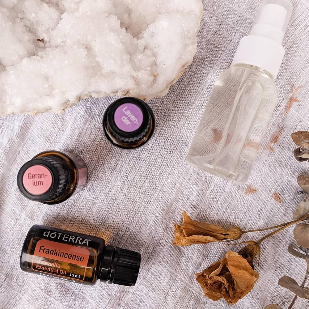 DIY Perfume doterra