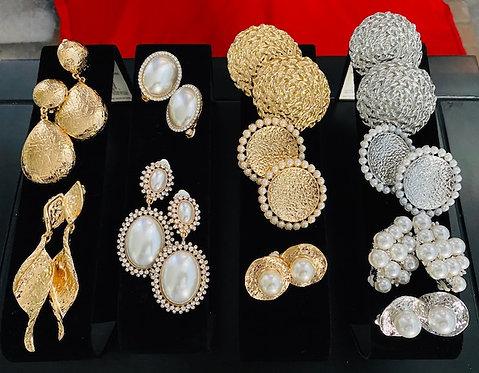 Clip-on Earrings Assortment