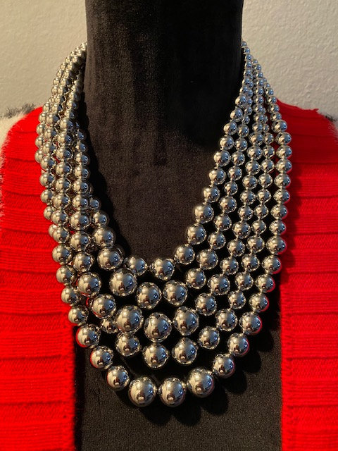 Glitz Dream Necklace w/Earrings