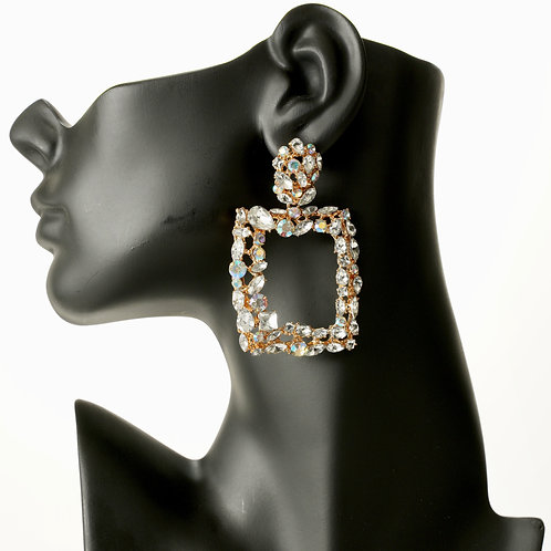 Moonlit Sparkle Earring