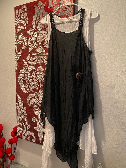 Casual Linen Dress
