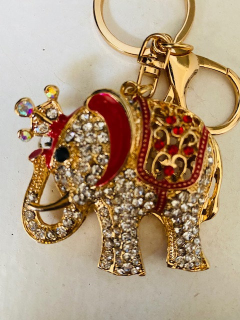 Trunk-up Purse Charm/Key Chain ONLY