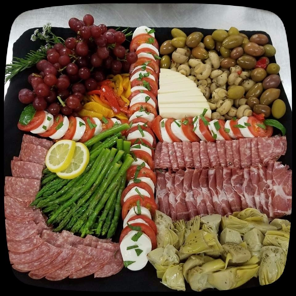 Tuscan tray