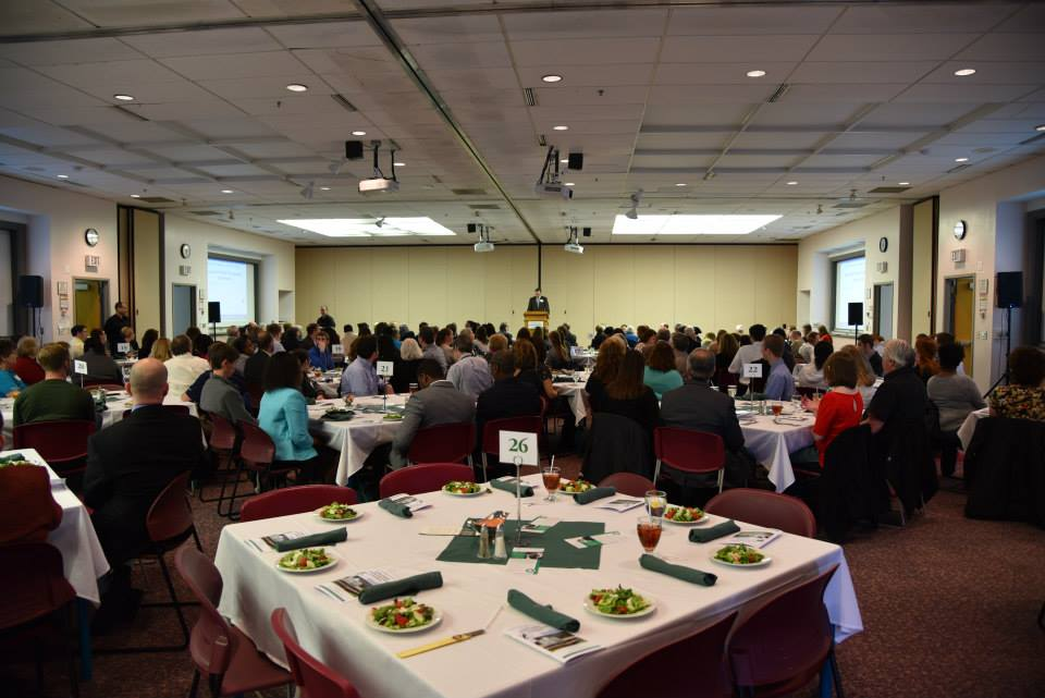 One of Delaware Tech luncheons