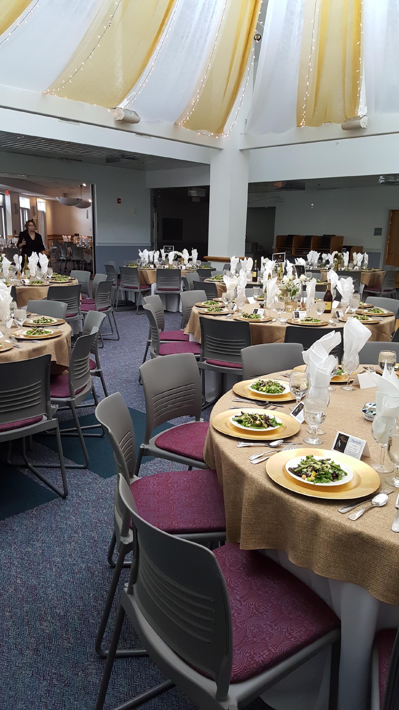 Gala seating