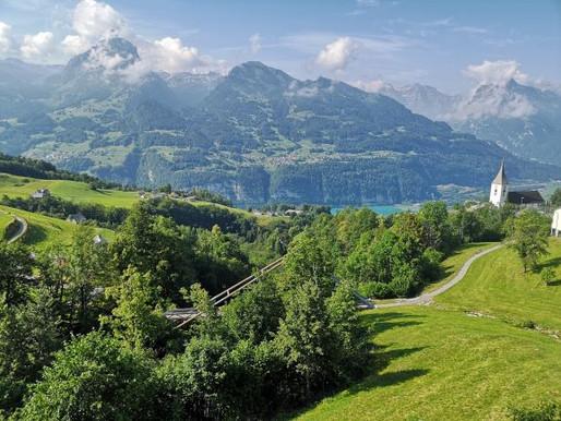 나의 스위스-장현순씨의 암덴-슈타인 하이킹