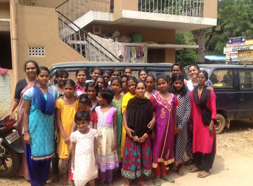 MARCH- Our Bhagya Girls Prep For Success