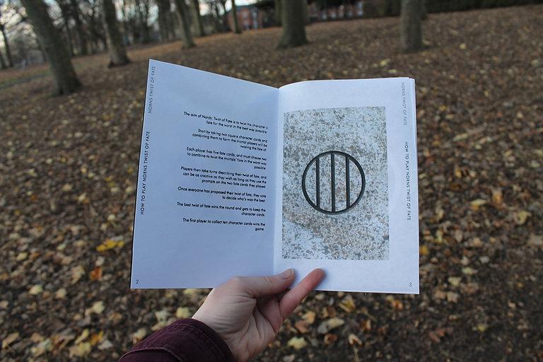 Norns Twist of Fate Book