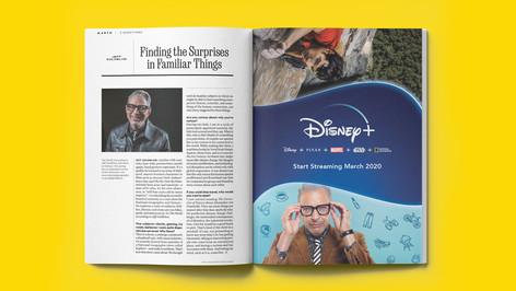 Disney+ National Geographic Magazine