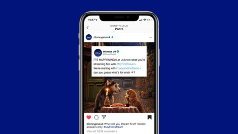 Disney+ Social