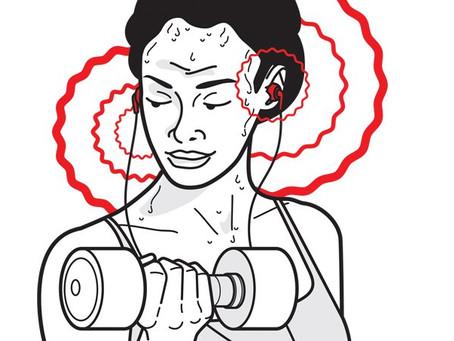 O sedentarismo pode causar perda auditiva