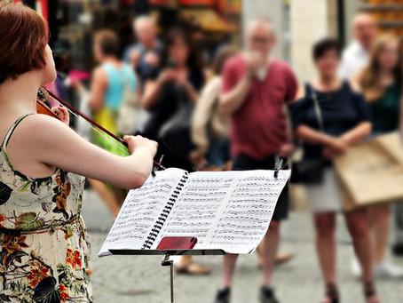 Conexão entre música e audição