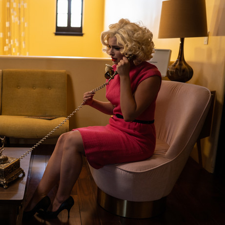 Vic Baldesarra - Blonde Bombshell Film 2021
