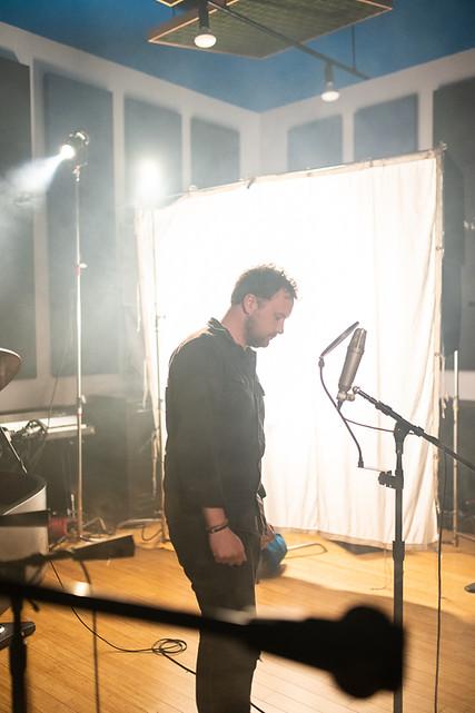 Samuel Jack - Studio Session