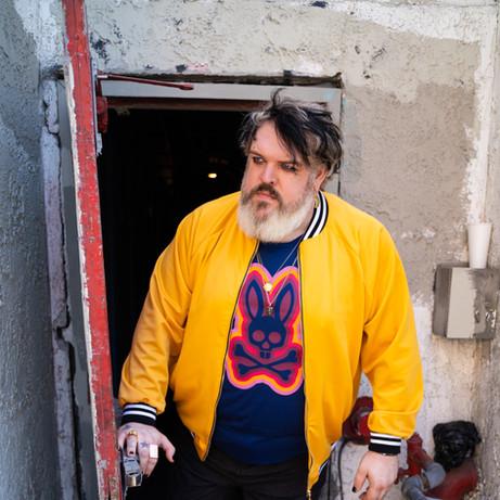Kristian Nairn - Psycho Bunny