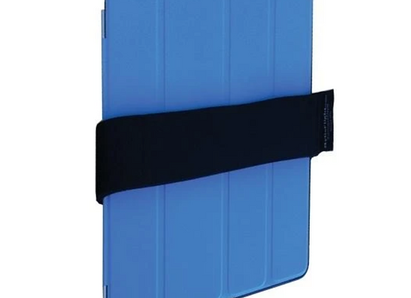 iPad Air 1/2 - Kneeboard/Mountable Case