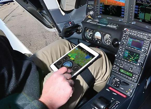 iPad Pro 11 (Gen 1) - Kneeboard/Mountable Case