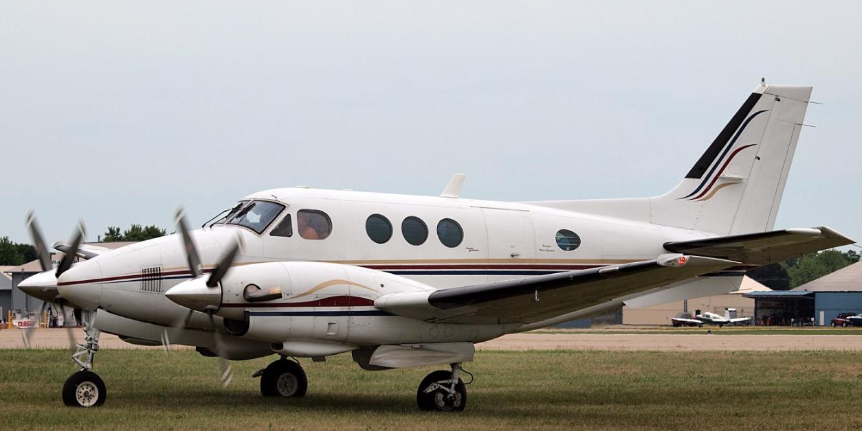 B-90,100 King Air