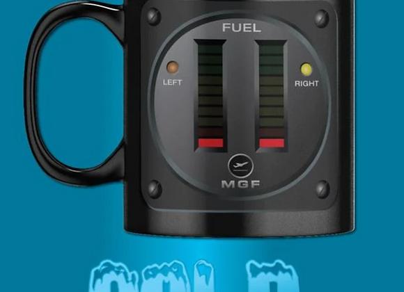 Heat Changing MGF Pilot Mug