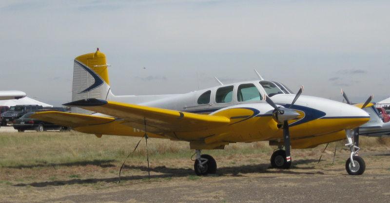 B-50 Twin Bonanza