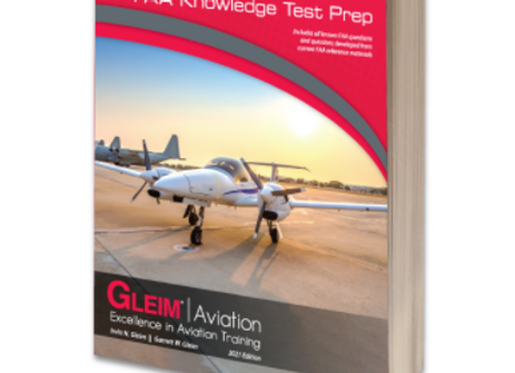 Commercial Pilot FAA Knowledge Test Prep – 2021 Edition