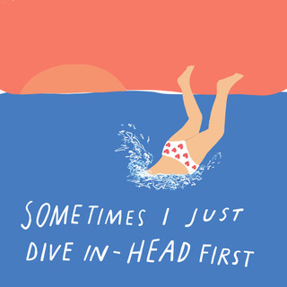 Just Dive In