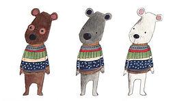 hipster bear bear beer character picture book childrens book prentenboek kinderboek cute bear kidlit