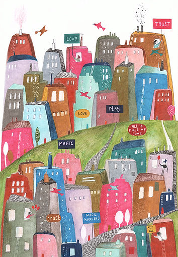 magic illustration illustrator childrens book illustration illustratie tekening pattern pattern design