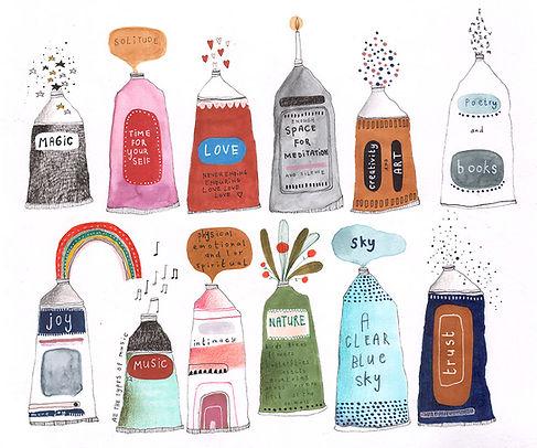 pattern illustration patterndesign drawing ink sketchbook watercolor illustrator dutch illustrator