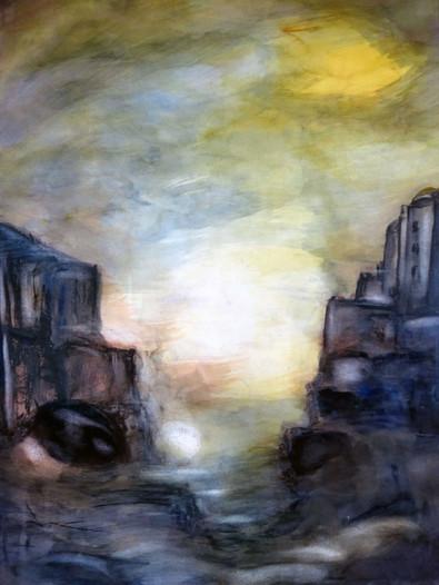 """Ulrich RAMPP : """"paysages de l'âme"""""""