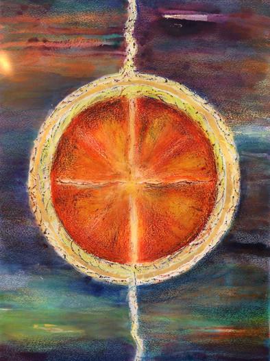 """Ulrich Rampp : """"Le cercle solaire"""" 3"""