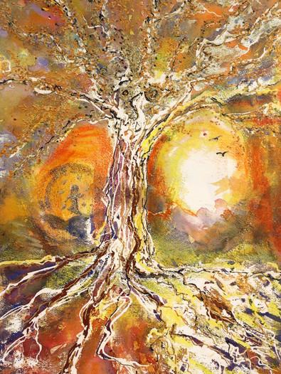 "Ulrich RAMPP : ""forêt enchanté"""