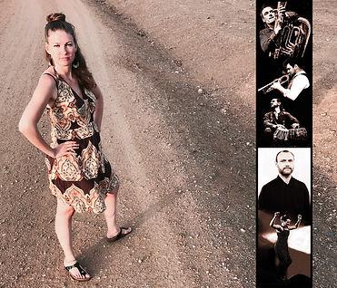 Claudia Schwab Quartett feat. Johannes B