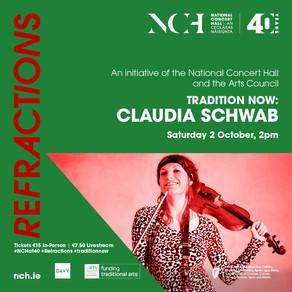 NCH Dublin this Saturday, 2pm!