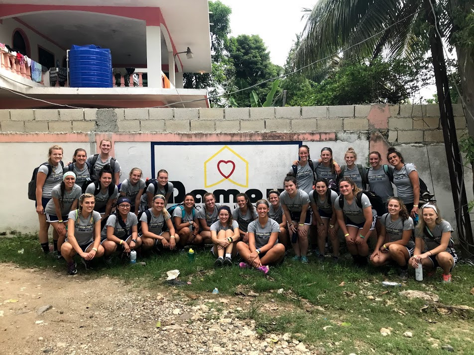 Cornerstone University Women's Soccer Team