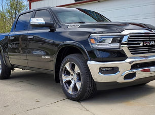 Dodge Ram Detailed at Flawless Cleaning and Detailing