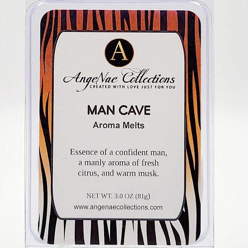 Man Cave Aroma Wax Melt
