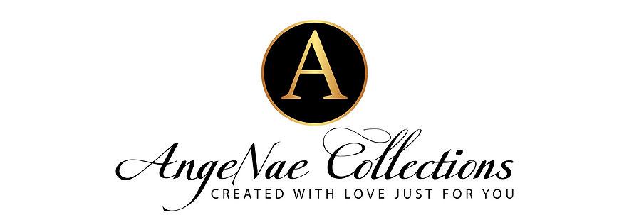 banner -AngeNae Collections - Logo Desig