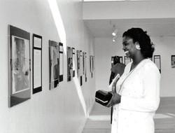 1996 COCA opening night  Marsha