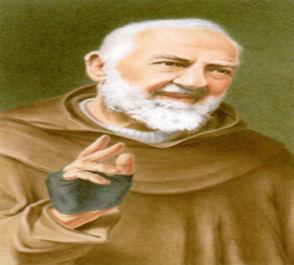Servidores del Servidor hijos del padre Pio