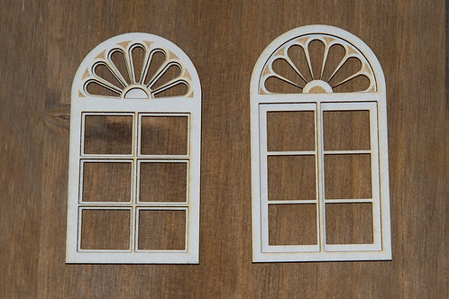 Window 01- set of 2