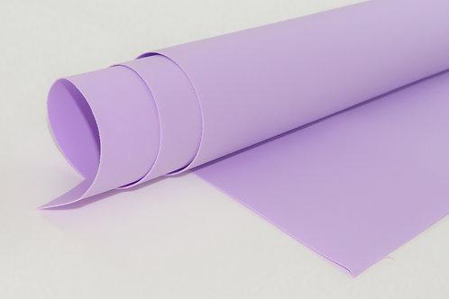 Foamiran - lilac A4