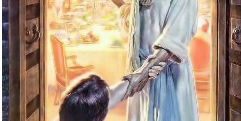 Jesús nos invita a ser sus discípulos