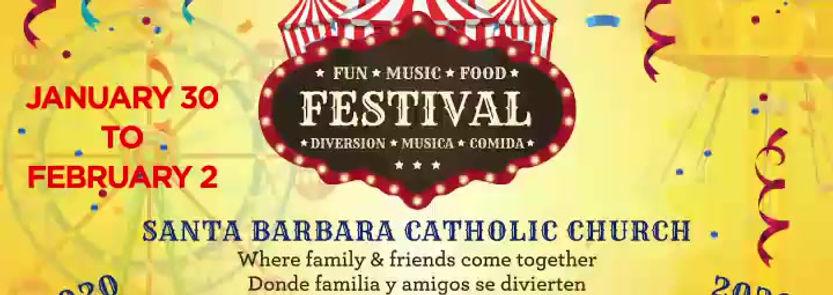 Santa Barbara Festival 2020