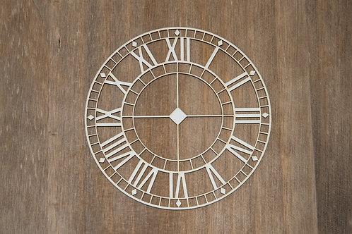 Clock 02 - 10 x 10 cm