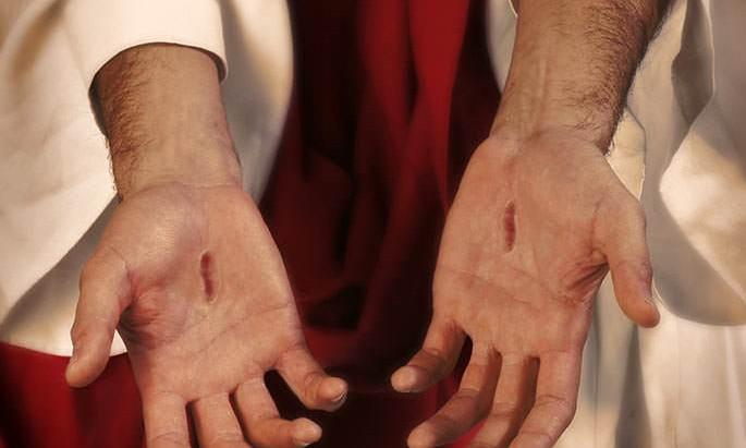La resurrección del señor es la mejor señal de fe.