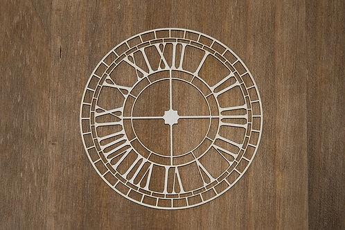 Clock 01 - 10 x 10 cm