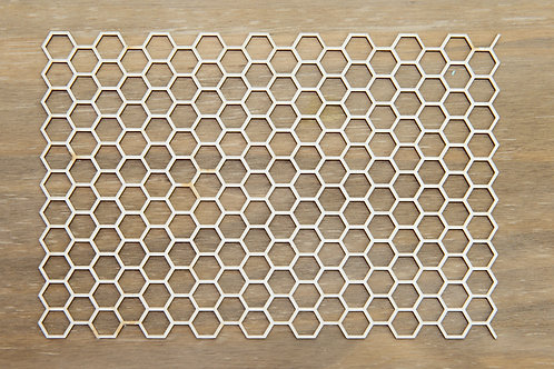 Background honeycomb